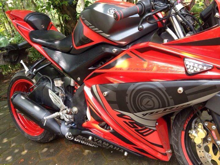 Modifikasi New Vixion Full Fairing Yzf R15 My Otomotif